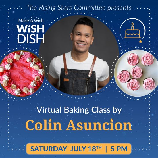 Virtual Baking Class